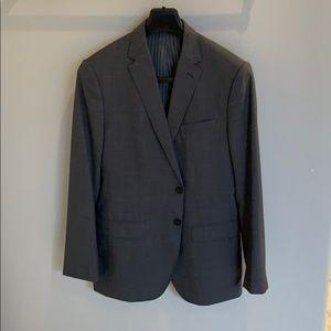 Banana Republic Grey Sport coat. 38R